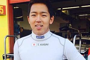 PCC Ultime notizie Antonelli Motorsport punta sullo junior Takashi Kasai
