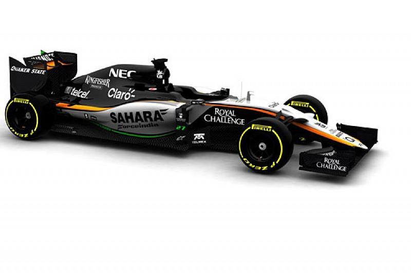 La Force India VJM08 arriverà a Barcellona venerdì