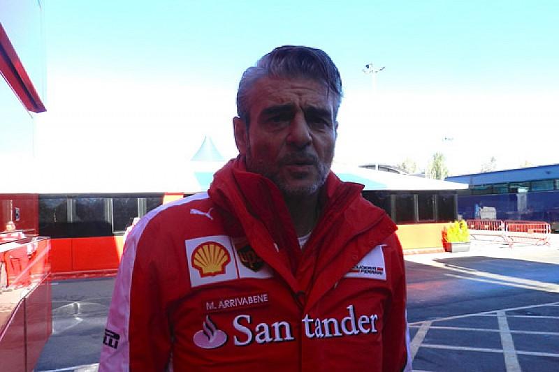 Ferrari: è giunto Arrivabene nel box del Cavallino