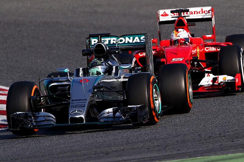 Barcellona: la Mercedes resta il punto di riferimento