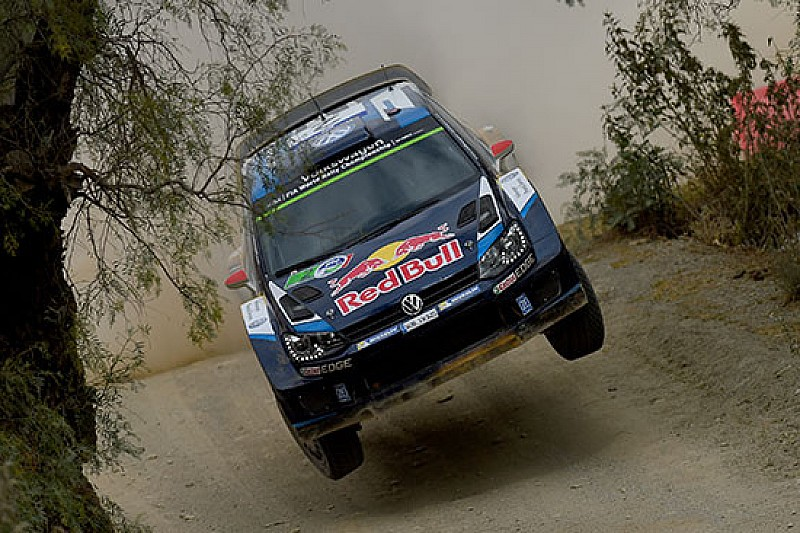 Messico, PS12: Ogier ancora leader, Latvala va out!