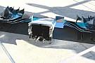 Mercedes: tre deviatori di flusso sotto l'ala anteriore