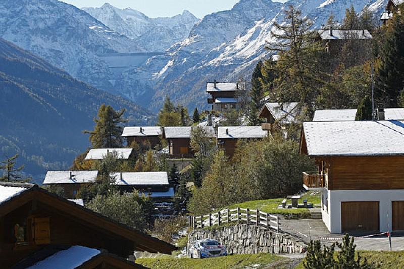 Il Rallye International du Valais ultimo round 2015