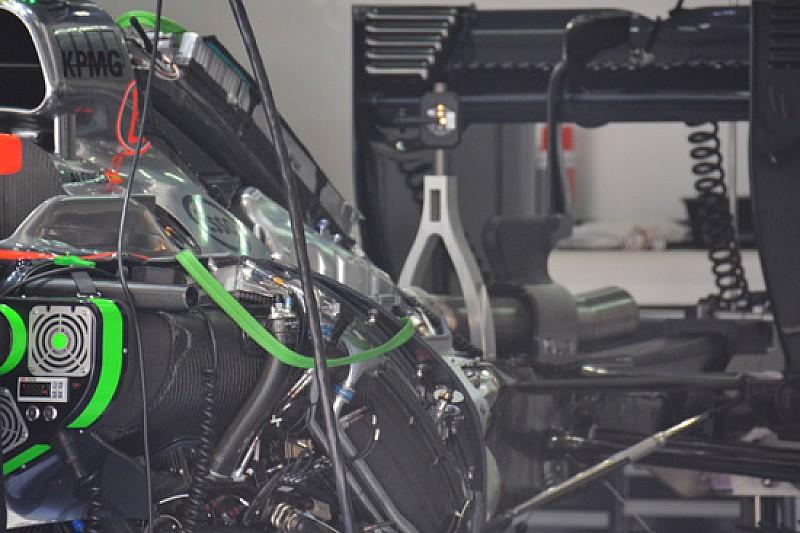 McLaren Honda: sostituita la power unit di Button