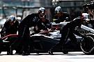 McLaren-Honda: salvi i motori usati a Sepang