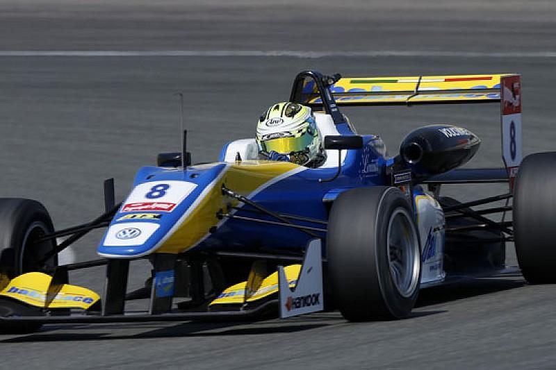 Alessio Lorandi carico per il debutto nell'Europeo F3