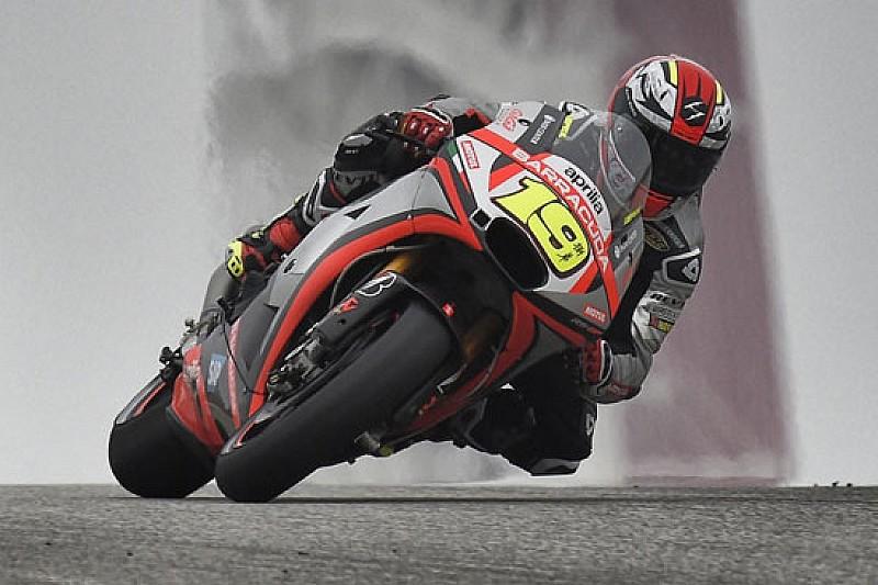 Bautista costretto a cambiare moto in qualifica