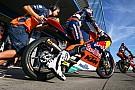 Test Jerez: KTM con un telaio ed un forcellone evoluto