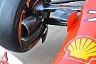 Ferrari: c'è un archetto sulla presa dei freni anteriori