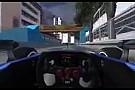 """Monaco, ecco un giro di pista """"virtuale"""" con Vergne"""