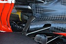Ferrari: torna il doppio slot nella paratia dell'ala