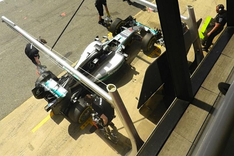 Barcellona, Day 1, Ore 12: Rosberg meglio della pole!