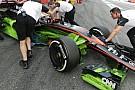 McLaren: prove aerodinamiche con tre colori flow wiz