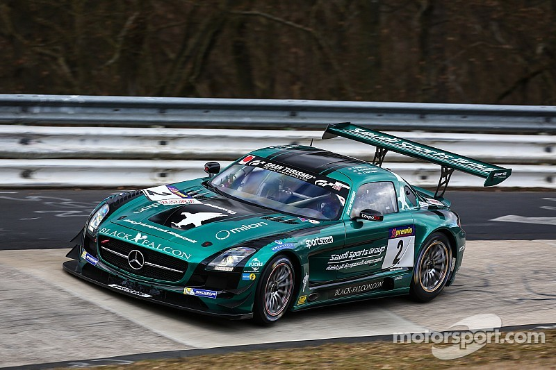 Black Falcon aims for 24 Hours of Nürburgring glory with powerful line-up