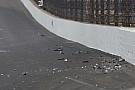Vidéo - L'accident de Newgarden causé par une crevaison