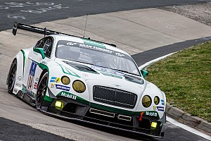 Endurance Qualifying report Bentleys to start Nurburgring 24-Hour from P8 and P20