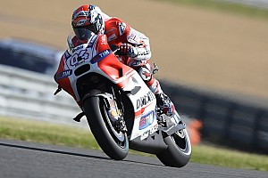 MotoGP Qualifying report Front-row start for Andrea Dovizioso in French GP