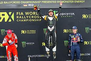 World Rallycross Reporte de la carrera Solberg y Ekstrom reparten puntos en Bélgica