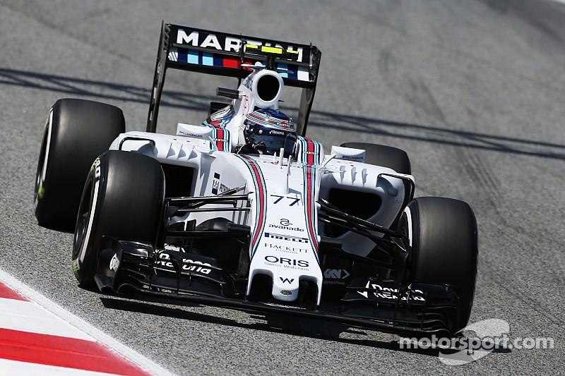 Williams dénonce le surcoût des moteurs V6