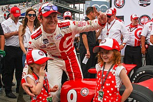 IndyCar Qualifying report Scott Dixon earns pole for 99th Indianapolis 500