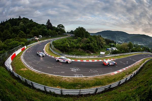 Les 10 plus belles photos des 24h du Nürburgring