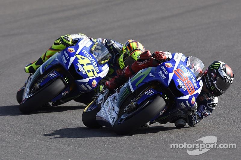 "Rossi será ""muy difícil"" de vencer, dice Lorenzo"