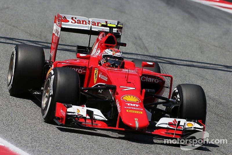 Ferrari - Räikkönen ne doute pas des évolutions apportées