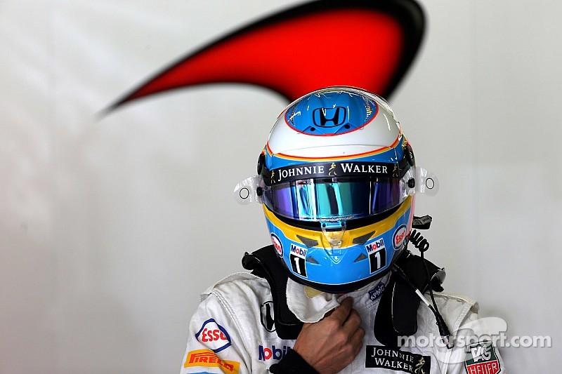 Alonso - Les intérêts des équipes et sponsors passent avant l'avis des pilotes