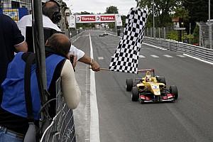F3 Ultime notizie Continua la striscia di Giovinazzi: 9 podi in 9 gare