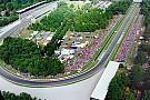 Il programma del weekend di Monza
