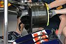 Red Bull: c'è una presa d'aria per la pinza dei freni
