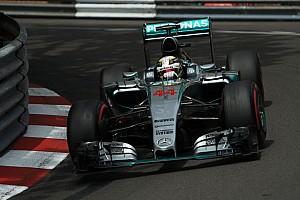 Formule 1 Actualités Mercedes a confiance en Hamilton pour la course
