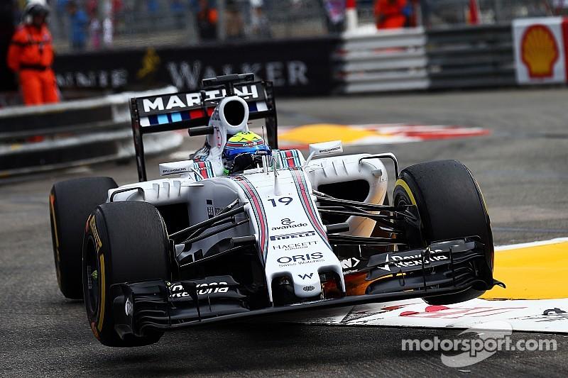 Les points restent l'objectif de Felipe Massa