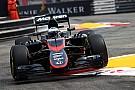 La McLaren d'Alonso s'est éteinte tout d'un coup