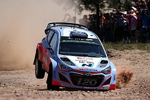WRC Race report Top-six finish for Hyundai Motorsport at conclusion of new-look Rally de Portugal