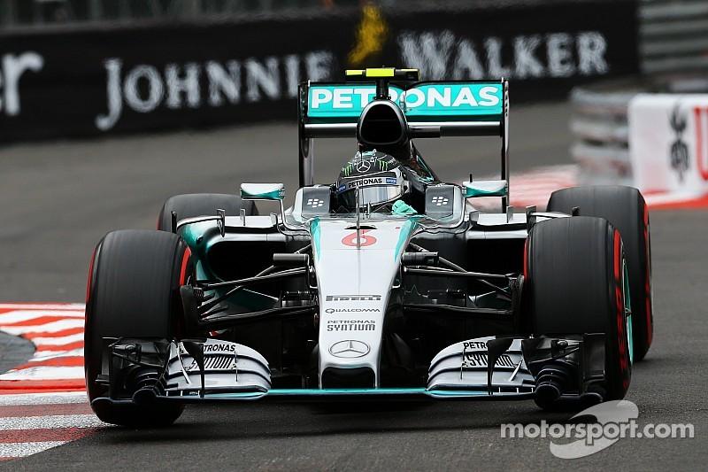 """Rosberg - """"J'ai conscience d'être chanceux"""""""