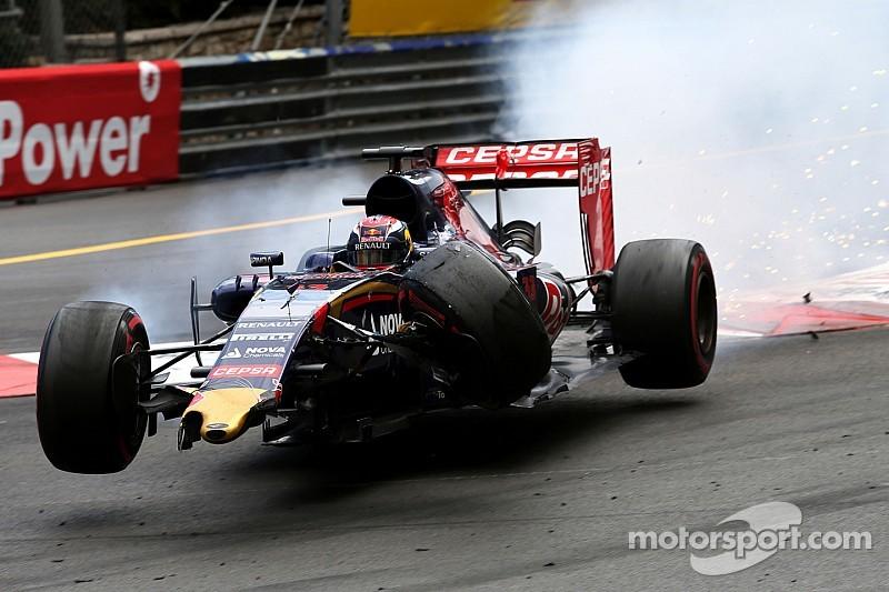 """Verstappen: Grosjean """"caught me by surprise"""""""