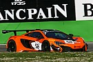 Tyre strategy helps new McLaren 650S to claim first victory at Silverstone