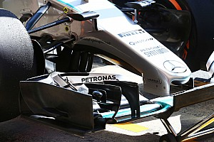 Formula 1 Breaking news FIA toughens up front wing deflection tests