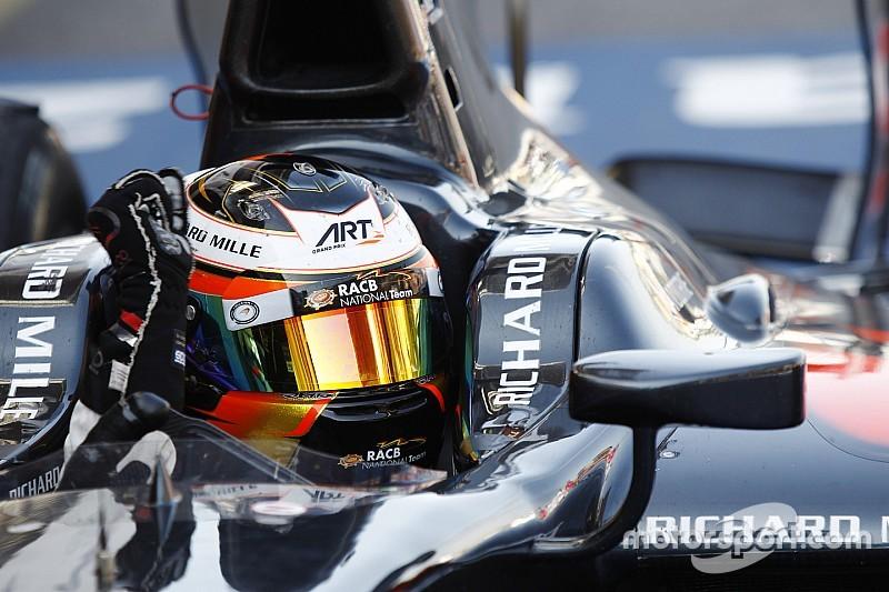 Магнуссен: Вандорн заслуживает места в Ф1