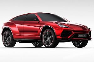Auto Actualités Lamborghini reçoit le feu vert de VW pour produire le SUV Urus