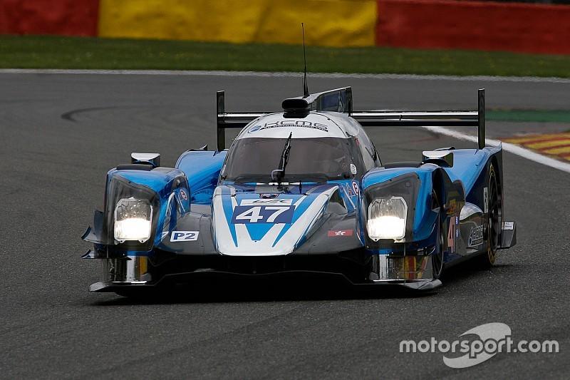 KCMG primed for ORECA 05's debut at Le Mans Test Day