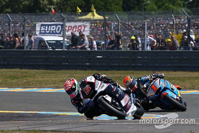 Rabat faz uma prova consistente, supera Aegerter e vence na Moto2