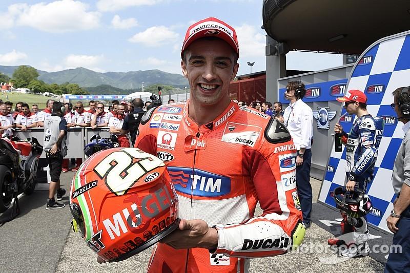 Iannone - Ducati a amélioré sa moto jusqu'à la dernière minute