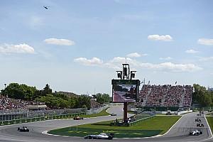Formule 1 Actualités GP du Canada - Le programme TV du week-end