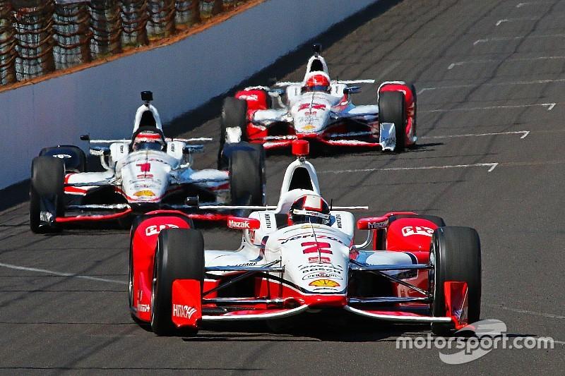IndyCar ordena cambios en los aero kits