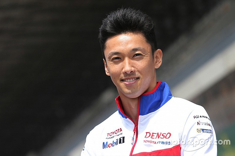 Nakajima, habilitado para Le Mans