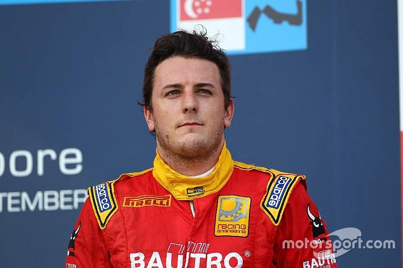 Fabio Leimer rejoint Manor en tant que pilote de réserve