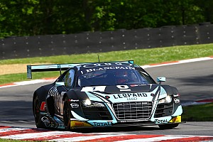 Blancpain Sprint Preview The Belgian Audi Club Team WRT determined to achieve good team result at home race in Zolder