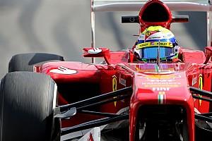 Formule 1 Actualités Massa - Ferrari est trop politique